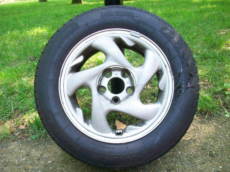 "4 Set 91 96 Dodge Stealth Mitsubishi 3000gt 16"" Factory Rims Wheels Tires"